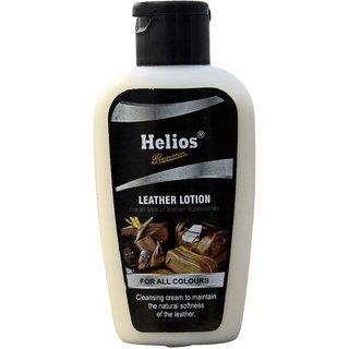 Helios Leather Lotion
