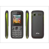 Aqua Neo (1600 MAh Battery, Dual SIM) Black+Lemon