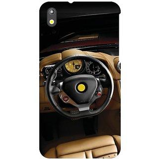 HTC Desire 816 steering