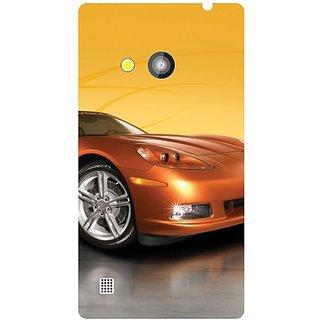 Nokia Lumia 720 car craze