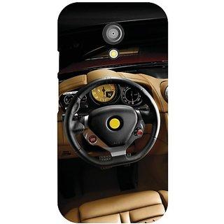 Motorola Moto G (2nd Gen) steering