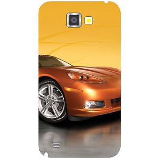 Samsung Galaxy Note 2 N7100 car craze