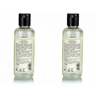 Khadi Neem and Teatree (SLS and Paraben Free) Face Wash (210 ml)