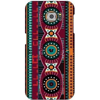 Samsung Galaxy S6 SM-G920IZKA Modern Art