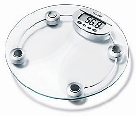 Digital Weighing Scale 150kg- 8mm Glass