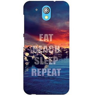 HTC Desire 526G Plus Eat  Sleep