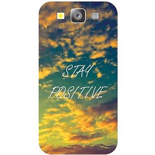 Samsung I9300 Galaxy S3 Stay Positive