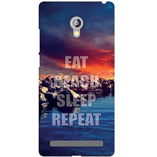 Asus Zenfone 6 A601CG Eat  Sleep