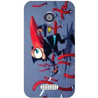 Micromax A116 Canvas HD Design