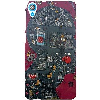HTC Desire 820Q Grafiti