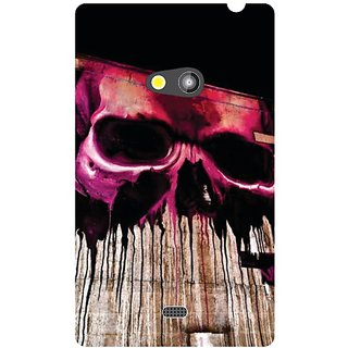 Nokia Lumia 625 Horror