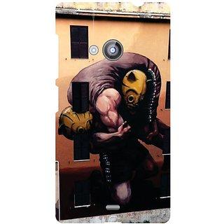 Nokia Lumia 535 Muscle