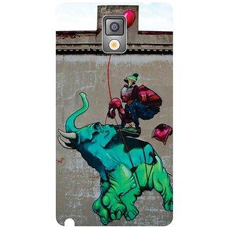 Samsung Galaxy Note 3 N9000 Elephant Ride