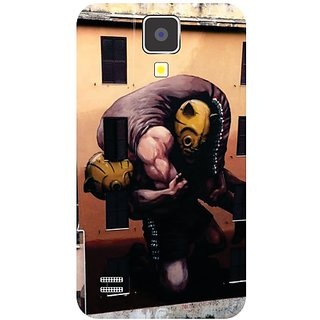 Samsung I9500 Galaxy S4 Muscle