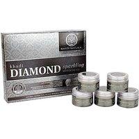 KHADI Diamond Sparkling Mini Facial Kit 192 g (Set of 5)