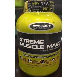Big Muscle Xtrme Muscle Mass 6Lbs Chocolate