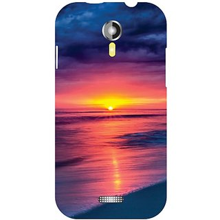 Micromax A117 Canvas Magnus sunset mode