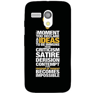 Motorola Moto G moments