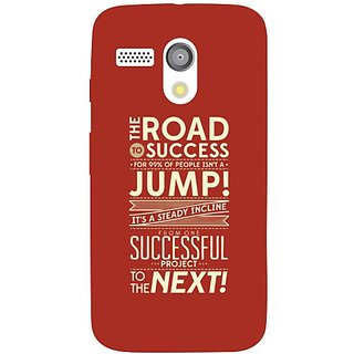 Motorola Moto G road to success