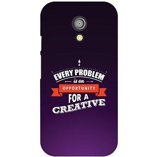 Motorola Moto G (2nd Gen) creative