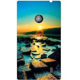 Nokia Lumia 520 nature love