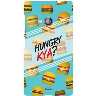 Nokia Lumia 535 hungry kya