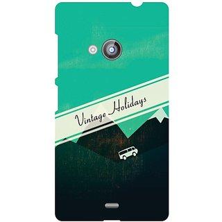 Nokia Lumia 535 holidays