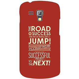 Samsung Galaxy S Duos 7582 road to success