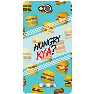 Sony Xperia C hungry kya