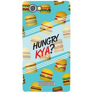 Sony Xperia M hungry kya