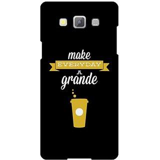 Samsung Galaxy A5 SM-A500GZKDINS/INU Make A Grande