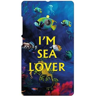 Nokia XL RM-1030/RM-1042 I Am A Sea Lover