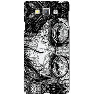 Samsung Galaxy A7 SM-A700FD Specked Girl