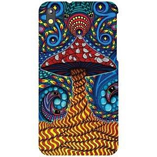 HTC Desire 816G Mushroom Love