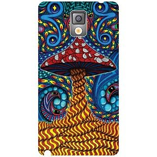Samsung Galaxy Note 3 N9000 Mushroom Love