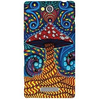 Sony Xperia C Mushroom Love