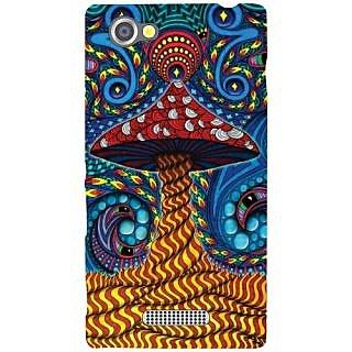 Sony Xperia M Mushroom Love