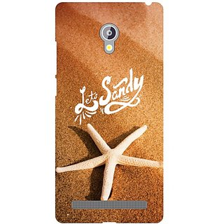 Asus Zenfone 6 A601CG Let It Be Sandy