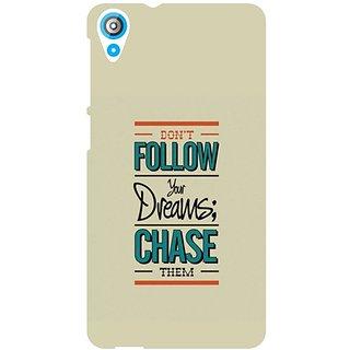 HTC Desire 820Q Follow Your Dreams