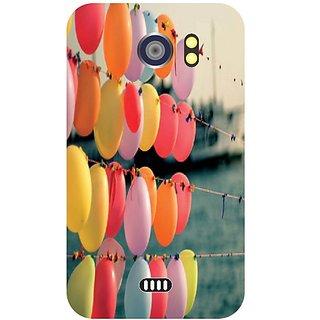 Micromax Canvas 2 A110 Balloons