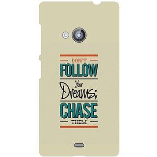 Nokia Lumia 535 Follow Your Dreams
