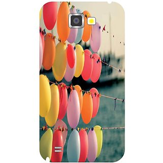 Samsung Galaxy Note 2 N7100 Balloons