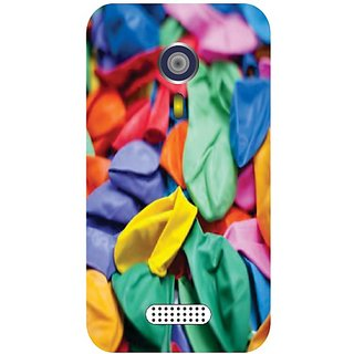 Micromax A116 Canvas HD blow up