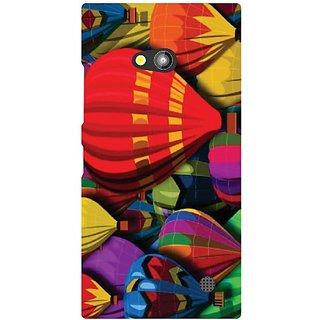 Nokia Lumia 730 high rise
