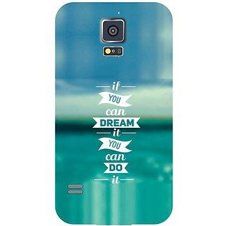 Samsung Galaxy S5 Dream Live