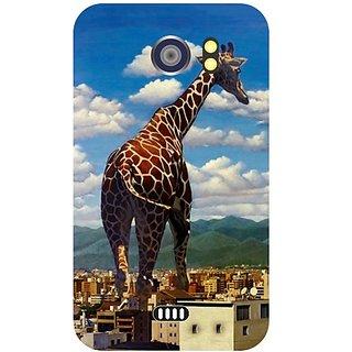 Micromax Canvas 2 A110 Zebra
