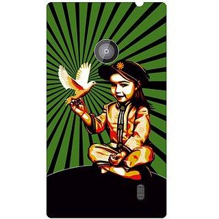 Nokia Lumia 520 Gardenic