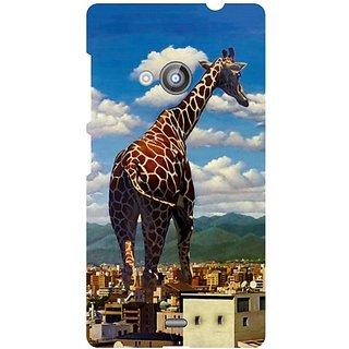 Nokia Lumia 535 Zebra
