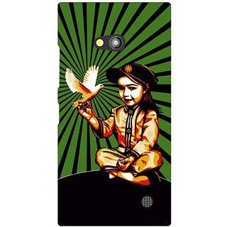 Nokia Lumia 730 Gardenic