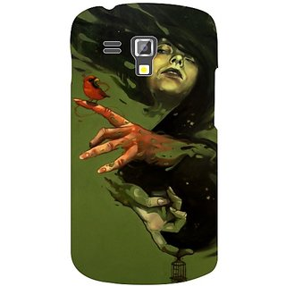 Samsung Galaxy S Duos 7582 Message